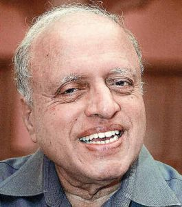 Dr M.S. Swaminathan